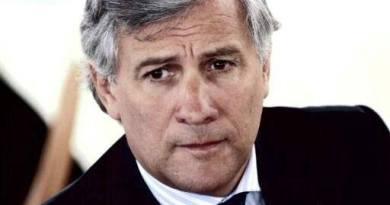 Nomina Antonio Tajani