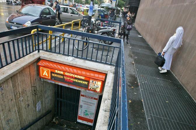 Metro san giovanni