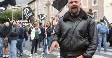 """Iannone Daniele Tissone """"si occupi della violenza antifascista"""