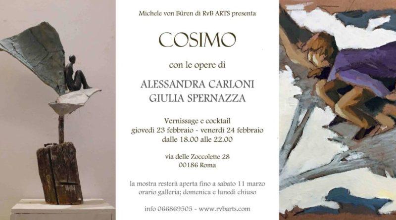 Invito RvB Arts_Carloni e Spernazza_ COSIMO _23_24 febbraio (1)