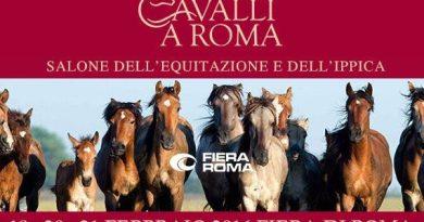 Cavalli a Roma, Fiera di Roma