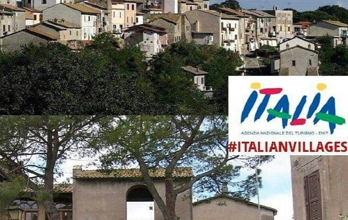 #ItalianVillages