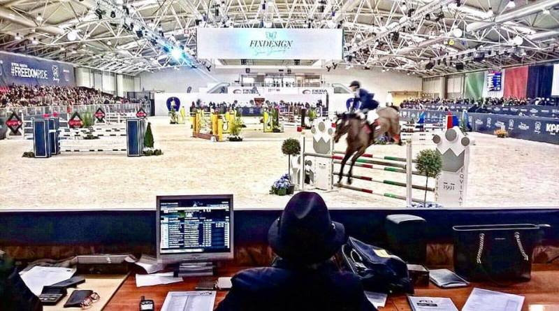 ixdesign International Show Jumping