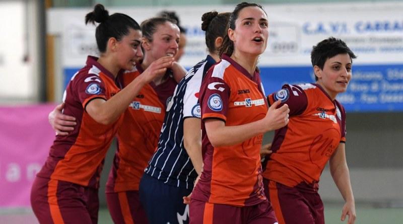 L'Olimpus conquista la Coppa Italia e la riporta nella Capitale. Con una partita maiuscola la formazione di Daniele D'Orto si aggiudica le Final Eight battendo per 4-1 un ottimo Sinnai.