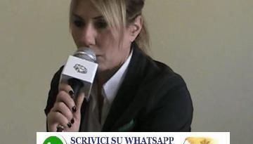 Claudia Bellocchi, donna in politica in difesa delle donne