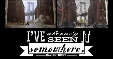 Locandina ALREADY SEEN IT SOMEWHERE Davide Fiore (1)