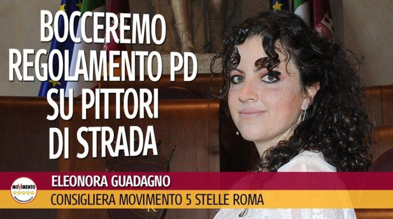 Eleonora Guadagno attività di pittore, ritrattista e caricaturista