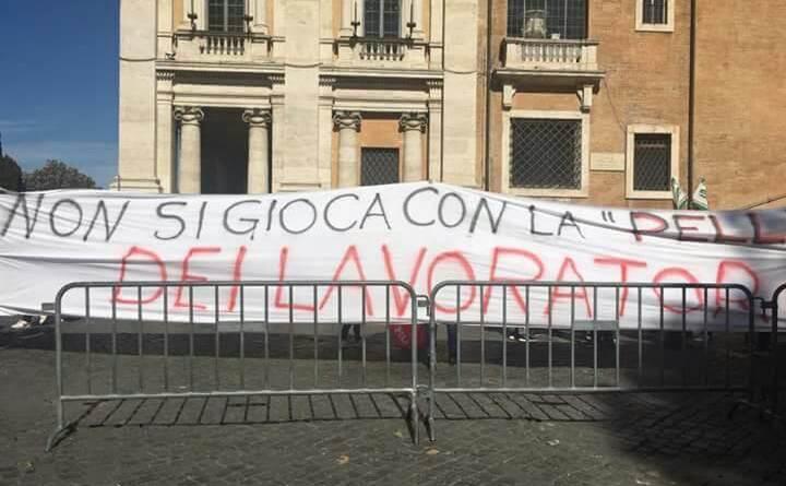 Dopo la pubblicazione del comunicato del CORM a firma Pasqualini arriva in redazione la nota di Fabio Mostacci presidente del comitato lavoratori Roma Multiservizi.