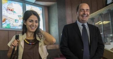 Il sindaco di Roma Virginia Raggi ha parlato della tematica del gioco patologico nella conferenza stampa del bilancio dopo un anno di lavoro.