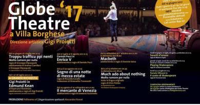 Shakespeare torna al Silvano Toti Globe Theatre dal 22 giugno al 15 ottobre. Sotto la magistrale direzione artistica di Gigi Proietti.