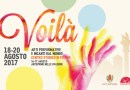 Voilà Festival a Feltre, dal 18 al 20 agosto