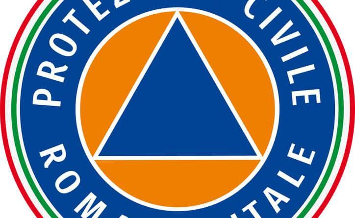 Campidoglio, nuovo logo distintivo Protezione Civile di Roma Capitale.Emblema conforme a indirizzo Comunitario