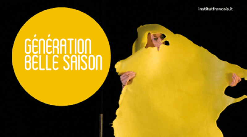 Génération belle saison, La Francia in scena dedica una sezione speciale ai più piccoli. L'arte dello spettacolo che emozione e coinvolge.