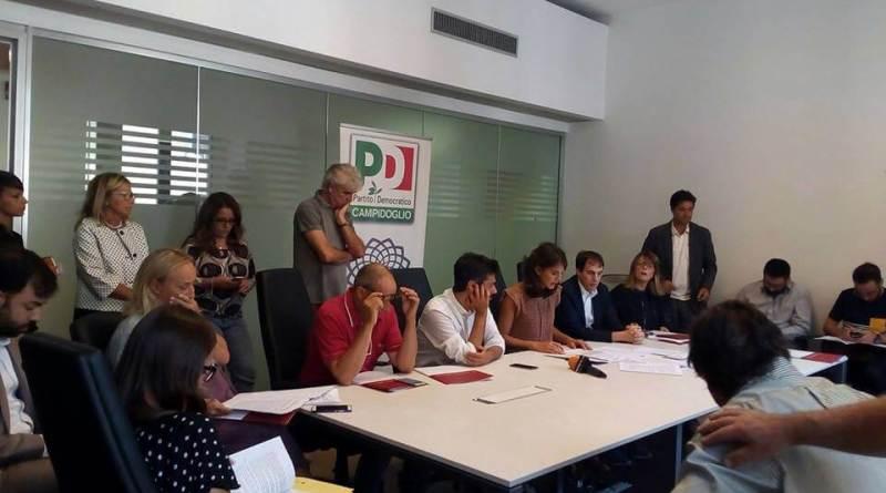 Un bavaglio messo non solo alla stampa e all'opposizione, ma anche agli stessi eletti M5S. Dai Municipi a Palazzo Senatorio la rivolta per la Trasparenza.