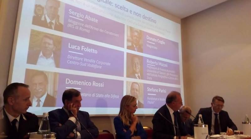 Italia Digitale, made in Italy, semplificazione, sicurezza, partecipazione ed occupazione, sono i temi principali del convegno Dedem automatica.