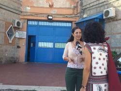 Irene Testa, Carcere di Nuoro, Badu 'e Carros