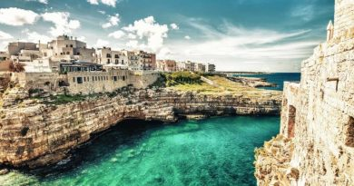 """La Puglia inaugura la seconda edizione della Manifestazione """"All Routes Lead to Rome"""". Verso l'Economia della Felicità - PIIIL Cultura in Puglia"""