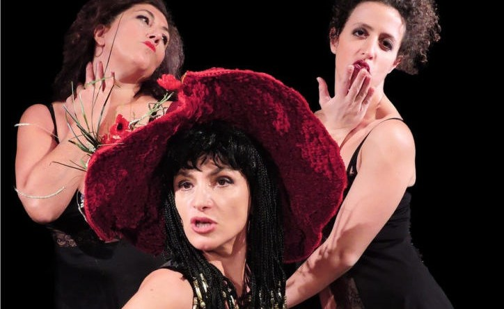 Donne senza censura.Ispirato a ciò che ha significato qualcosa. Scritto, diretto e interpretato da Patrizia Schiavocon Silvia Grassi e Sarah Nicolucci