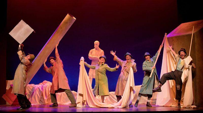 Debutta il 29 dicembreAulularia con l'adattamento e la regia di Vincenzo Zingaro al Teatro Arcobaleno. La Notte di San Silvestro a Teatro!