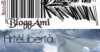 Continua inarrestabile l'iniziativa culturale per il 2018! Bloggami e ArtèLibertà. I premi SenzaBarcode per chi ama, vive, respira e sogna arte.