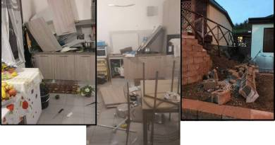 Dopo la scossa di magnitudo 4.6, registrata questa mattina alle 5.11, a 2 km da Muccia, in provincia di Macerata, si contano i danni.