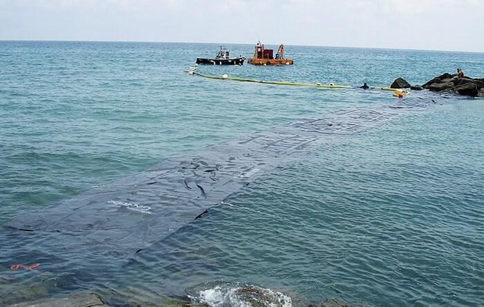 Dalla Regione Lazio il via libera ai lavori previsti per Fregene, 350mila euro per geotubo su 800 mt di costa, 25mila metri cubi di sabbia per ripascimento.