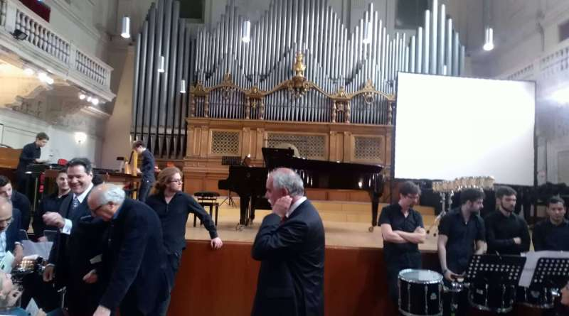 Il Conservatorio Santa Cecilia di Domenico Carboni