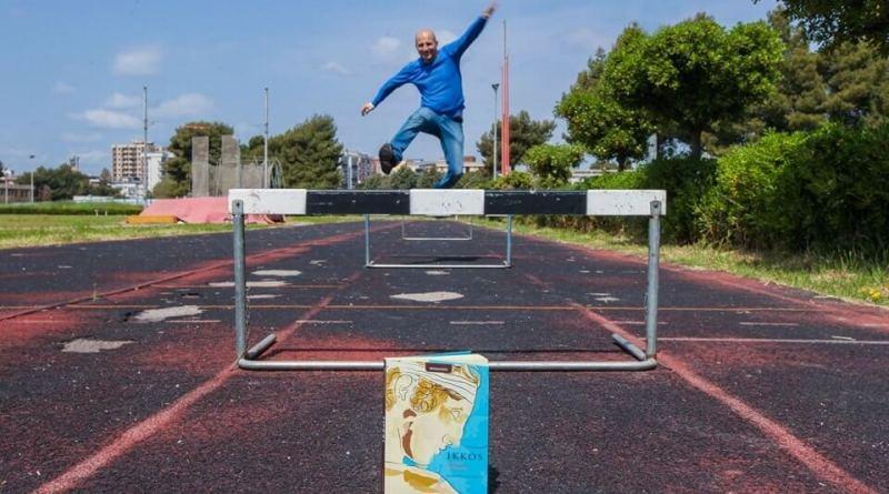 Taranto, città dell'acciaio. Come Ikkos, atleta leggendario che nel 480 a.C. trionfa alle gare di Olimpia e diventa il protagonista dell'omonimo romanzo scritto da Lorenzo Laporta per Mandese Editore.