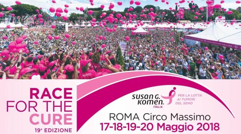 Per la prima volta quest'anno Cotral parteciperà con una propria squadraalla manifestazione Race for the Cure, l'evento nazionale di raccolta fondi organizzato dalla Susan G. Komen Italia.