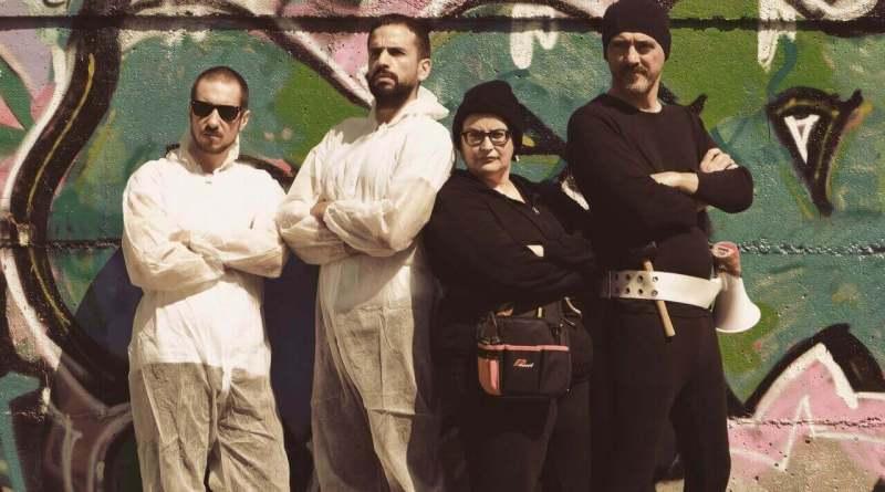 Movimento ComicopresentaThe Moon is desertregia Fabio CicchielloconCorrado Zizzo, Daniele Dositeo D'arcangeloLuca Refrigeri, Katiuscia Rossi.