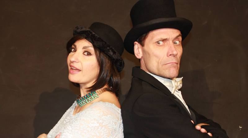 Dal 9 al 27 maggio al Teatro della Cometa, Francesca Milani e Marco Zadra saranno i protagonisti di Sarto per signora di Georges Feydeau, regia diMarco Zadra.