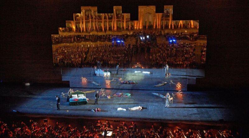 Il programma del Macerata Opera Festival 2018 è completo e definitivo, con tante novità, feste tematiche, il ritorno della danza allo Sferisterio e l'immancabile Notte dell'Opera.