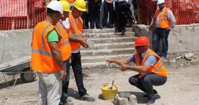 Ieri, 24 luglio, alla presenza del Presidente della Regione, Ceriscioli, sono stati inaugurati i lavori per il nuovo polo scolastico E. Mestica, a Macerata.