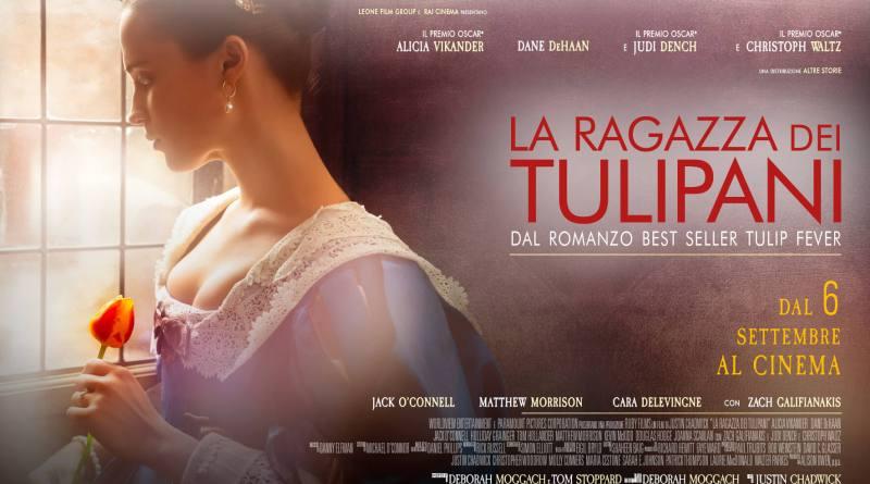 La ragazza dei tulipani, dal 6 settembre al cinemaAlicia Vikander, Dane DeHaan, Christoph Waltz e Judi Dench insieme in una storia firmata dallo sceneggiatore di 'Shakespeare in Love'.