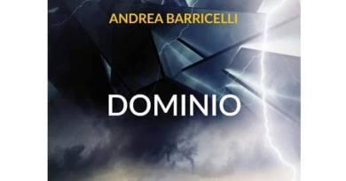 Secondo appuntamento con la Rassegna Letteraria #6SenzaBarcode. Andrea Barricelli presenta Dominio. PressoAtelier _Galleria ArteinRegola.