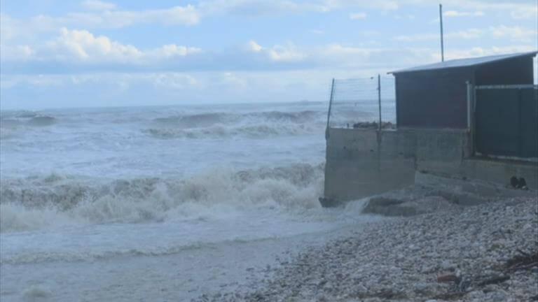 Maltempo, a Porto Sant'Elpidio si contano i danni