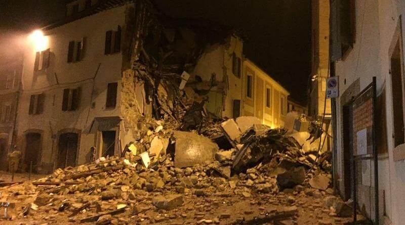 Il 30 ottobre 2016, per i marchigiani è una data indelebile, il giorno in cui un sisma di magnitudo 6.5 ha spazzato via la quotidianità di interi paesi.