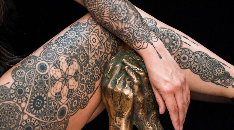 Dal 6 al 16 dicembre, al Complesso del Vittoriano - Ala Brasini, va in scena la mostra Marco Manzo, Apoteosi del Tatuaggio.