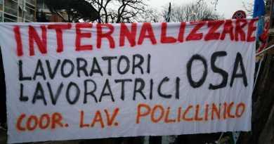 """""""Tanti ne entrano e tanti ne escono"""" riassunto della delibera che potrebbe mettere in strada 700 persone al Policlinico Umberto I."""
