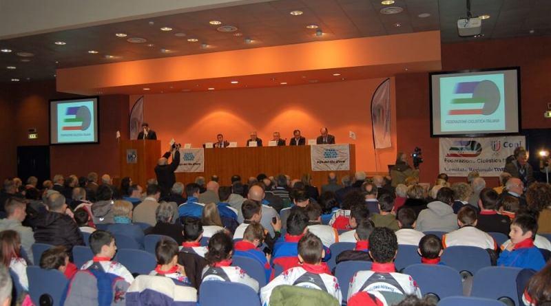 Si è svolta sabato 19 gennaio, ad Ancona, la Festa del Ciclismo 2018, un appuntamento per premiare l'attività regionale e i suoi virtuosi.