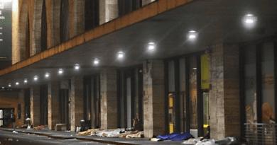 Campidoglio, 1.533 i posti per accoglienza notturna delle persone senza dimora. Aperte stazioni Metro di notte.
