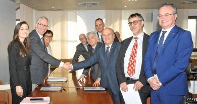 Il Presidente della Regione Marche Ceriscioli e il Presidente della Camera di Commercio, Sabatini, hanno stabilito i cardini per protocollo di intesa.