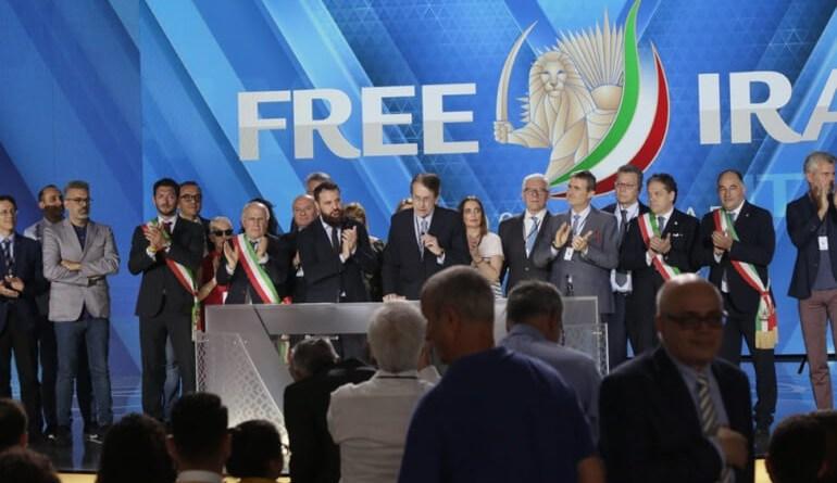 Giovedì 14 febbraio alle 15 il Partito Radicale Nonviolento Transnazione Transpartito terrà una manifestazione davanti all'Ambasciata dell'Iran a Roma
