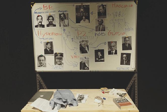 La Ferita Nascosta, a Roma 9 e 10 maggio al Teatro Planet, in occasione dell'anniversario della morte di Aldo Moro.