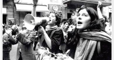 Riceviamo da USI, unione sindacale italiana. Venerdì 8 marzo dalle 9 alle 13, piazza Madonna di Loreto.