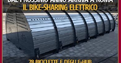 Municipio IX Bike sharing elettrico, il progetto sperimentale europeo Elviten con postazioni di ricarica per 78 biciclette.