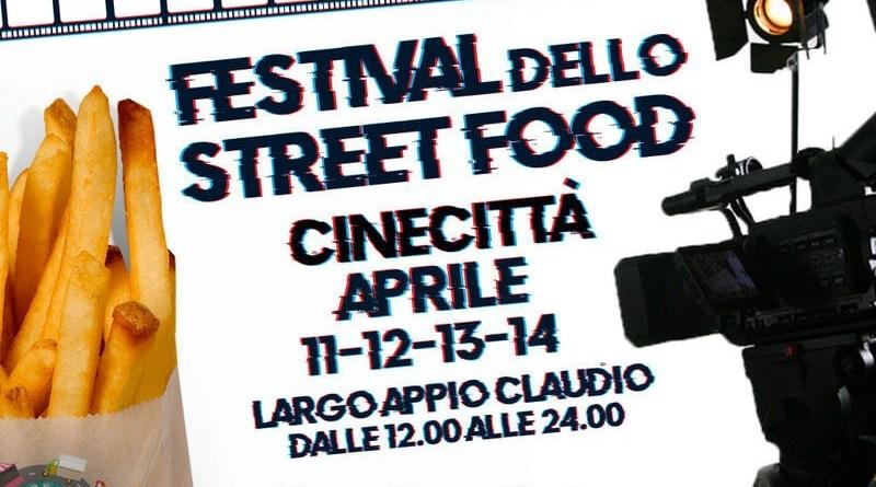 Cinecittà festival street food, la seconda tappa del tour 2019 è a Roma da giovedì 11 a domenica 14, ingresso gratuito. Artisti di strada!