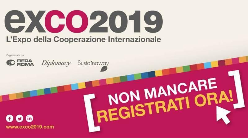 Presentata al Palazzo di Vetro dell'ONU exco2019 - L'Expo della Cooperazione Internazionale