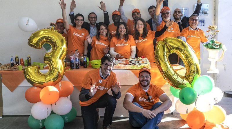 """""""Compagni di Banco: da 30 anni in viaggio"""": Banco Alimentare del Lazio festeggia il trentennale di attività della Fondazione anche ad Aprilia, dove da due anni ha la propria sede operativa."""