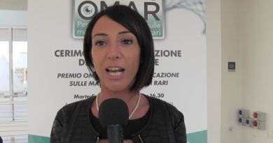 """A Ilaria Ciancaleoni Bartoli direttore di O.Ma.R. e al suo Osservatorio, assegnato il """"Premio per le donne … dalle donne""""."""